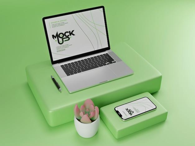 Изолированный макет цифрового устройства