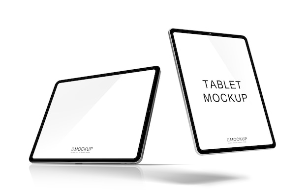Digital devices mockup