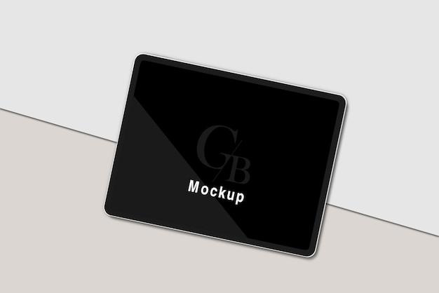 Digital tablet mockup