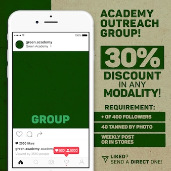 Disclosure model for academy