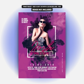 party poster vectors photos and psd files free download