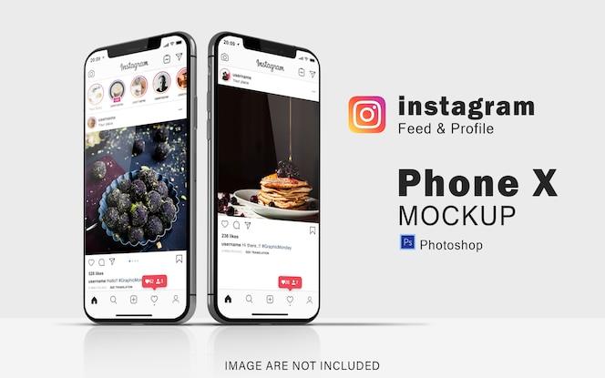 스마트 폰 소셜 미디어 모형의 이중 전화