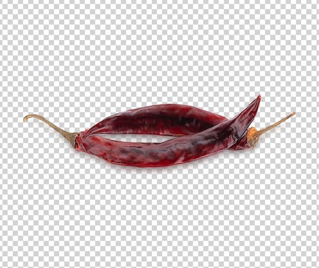 乾燥赤唐辛子または唐辛子カイエンペッパープレミアムpsd