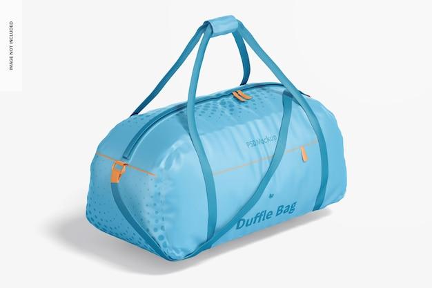 Мокап спортивной сумки