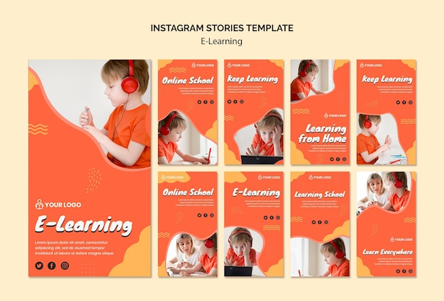 E истории изучения instagram