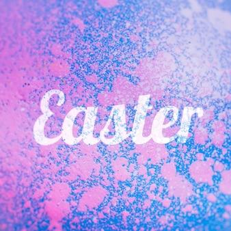 Easter egg texture