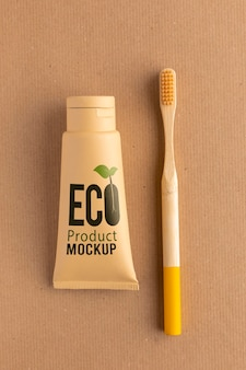 Mock-up di concetto ecologico