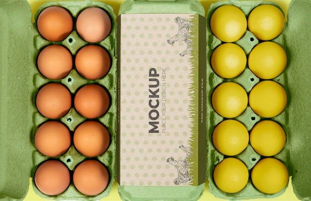 생태 계란 포장 프로토 타입