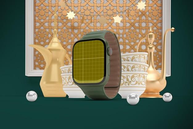 Умные часы eid v1