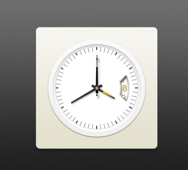 Elegan часы с золотым указатель