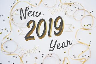 Elegant 2019 mockup