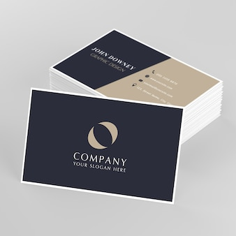 Cards psd 2600 free psd files elegant business card mockup with stack fbccfo Images