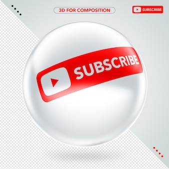 Ellipse 3d white side youtube sign up for composition