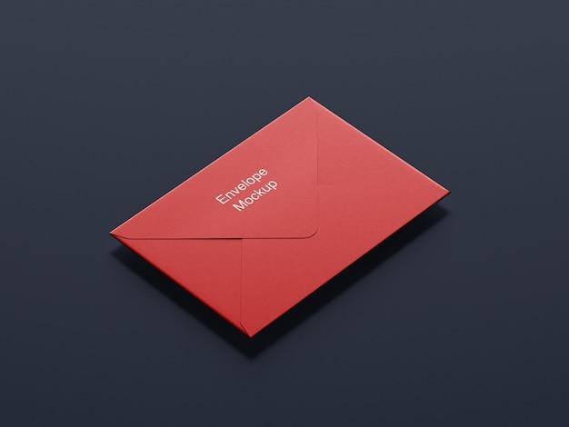Envelop mockup design