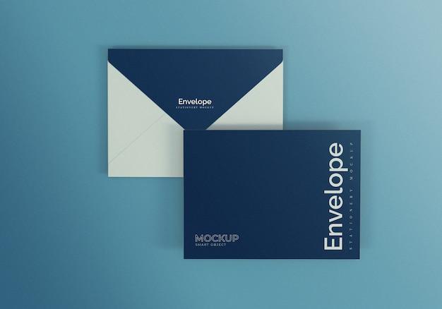 Envelope mockup design