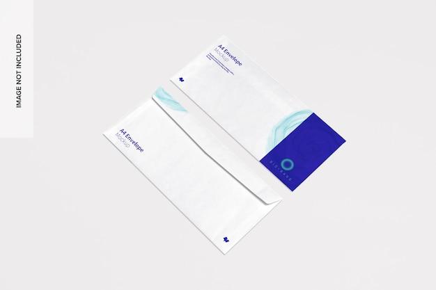 봉투 모형