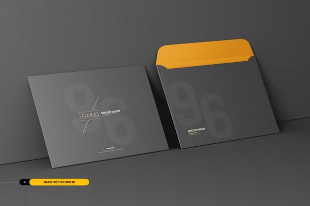 Envelope mockup Premium Psd