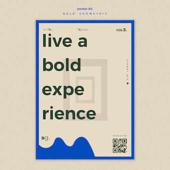 Manifesto del modello di evento di esposizione