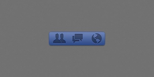 Facebook глифы