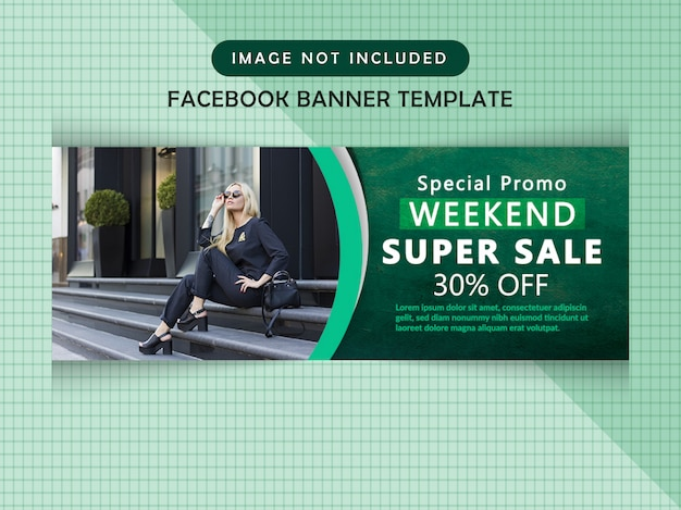 Facebook sale timeline cover