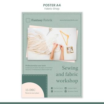 ファッションポスターコンセプトテンプレート 無料 Psd