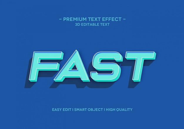 Шаблон стиля быстрого текста