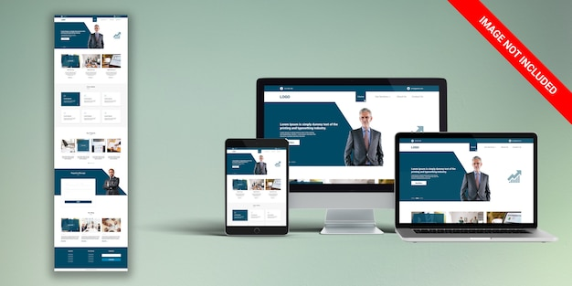 Finance web design