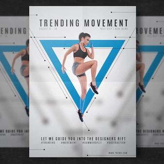 Sport Poster Vectors, Photos and PSD files | Free Download
