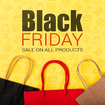 Flash sales online on black friday