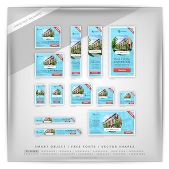 Объявления о продаже недвижимости в google и facebook