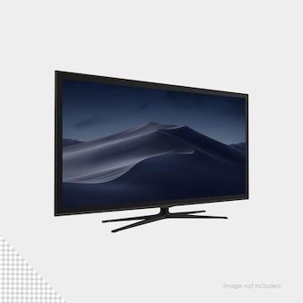 평면 스크린 tv 모니터 모형