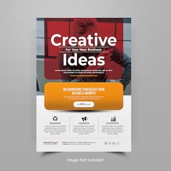 Корпоративный бизнес flyer vol-12