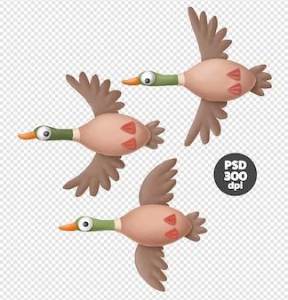 Летающие утки