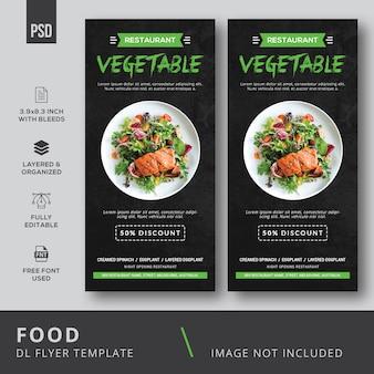 Food dl flyer