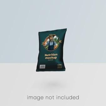 食品包装モックアップ
