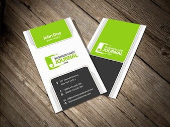 Vertical business card vectors photos and psd files free download four vertical business card template accmission Images