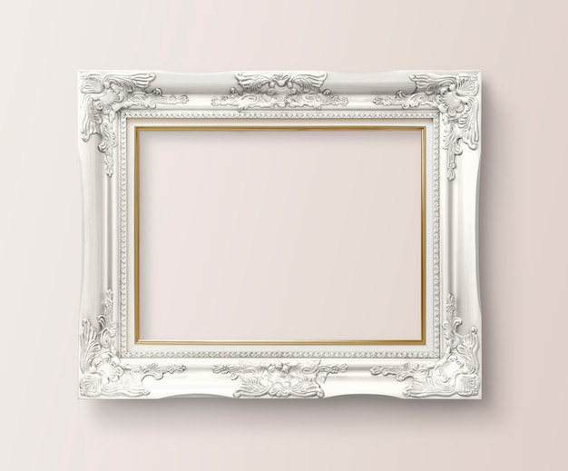 Frame on a wall
