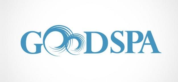 Бесплатный спа-центр шаблон логотипа