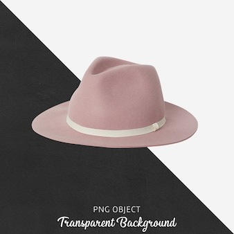 Вид спереди макета шляпы