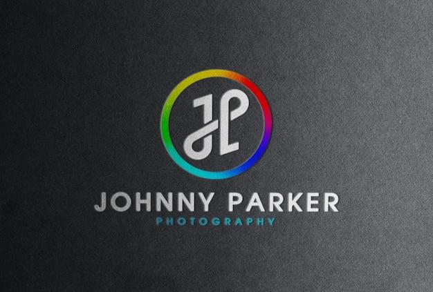 Полноцветный макет логотипа