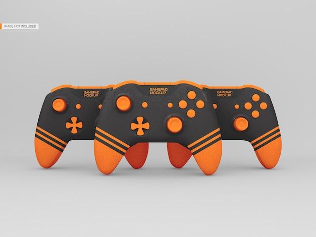 Game controller mockup