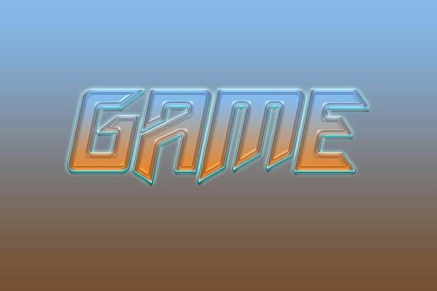 Стиль текста игры