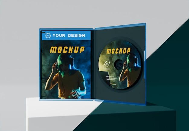 게임 추상 패키징 및 cd 모형