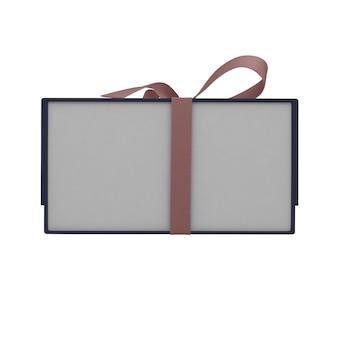 Подарочная коробка макет Premium Psd