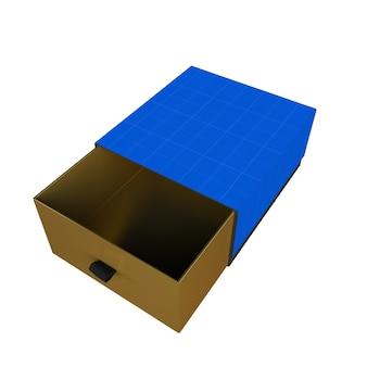 ゴールド&ダークギフトボックス