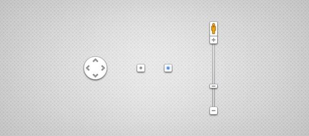 Googleマップコントロール