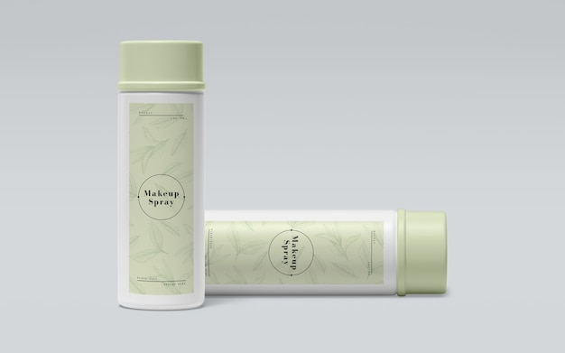 Green packaging of cosmetic products