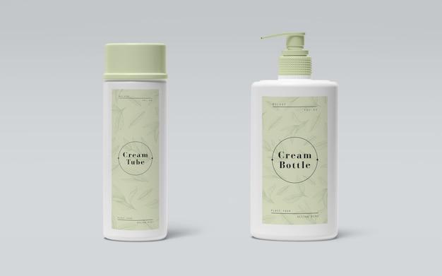 化粧品のグリーン包装