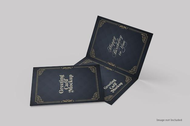 Дизайн макетов поздравительных открыток