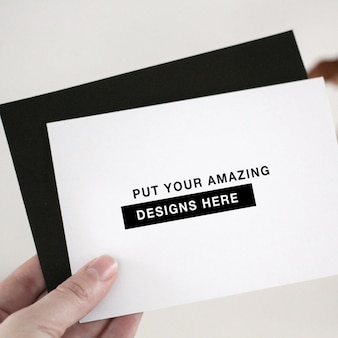 Greeting cards template design